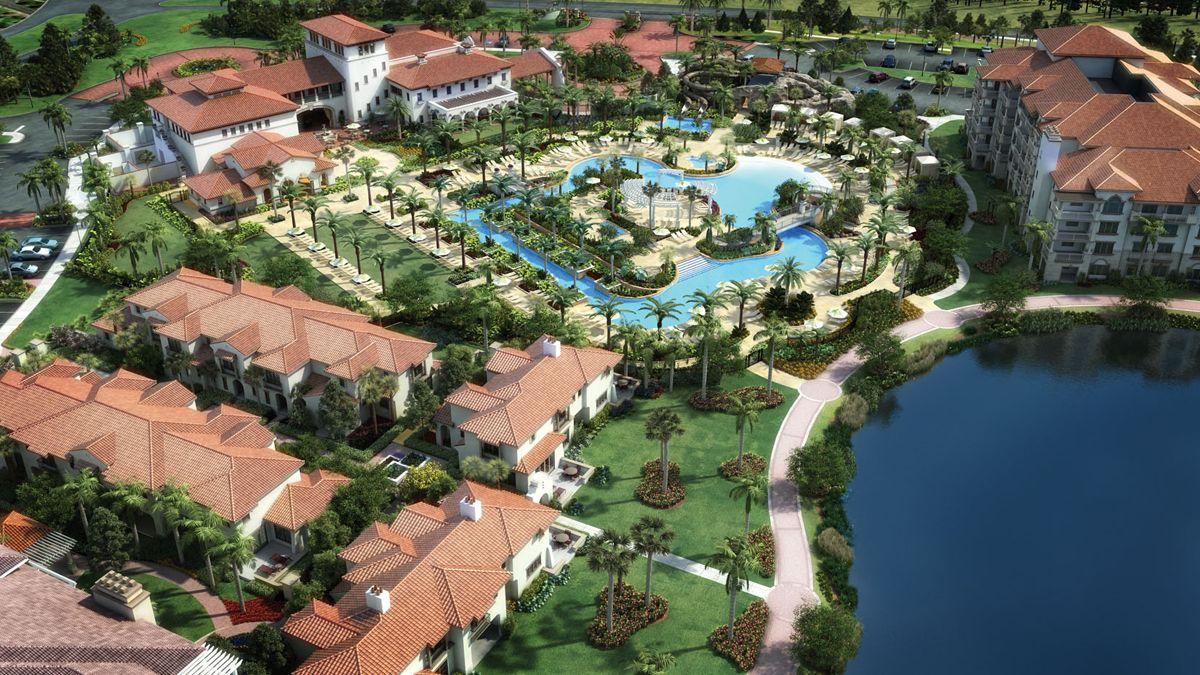 Marriott Vacation Clubs: Marriott's Lakeshore Reserve