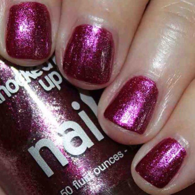 Add a vampy mani to complete your Halloween costume this year ...