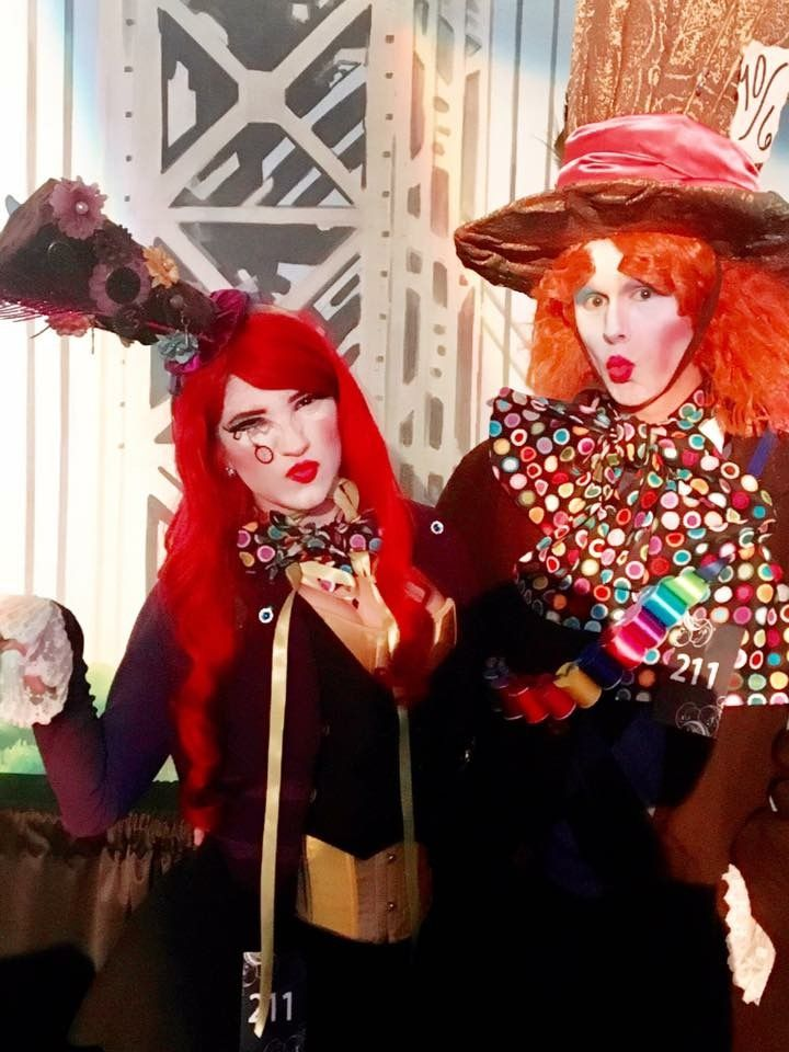 Mad hatter cosplay costume diy cosplay costumes pinterest mad hatter cosplay costume mad hatterscosplay costumesdiybuild solutioingenieria Images