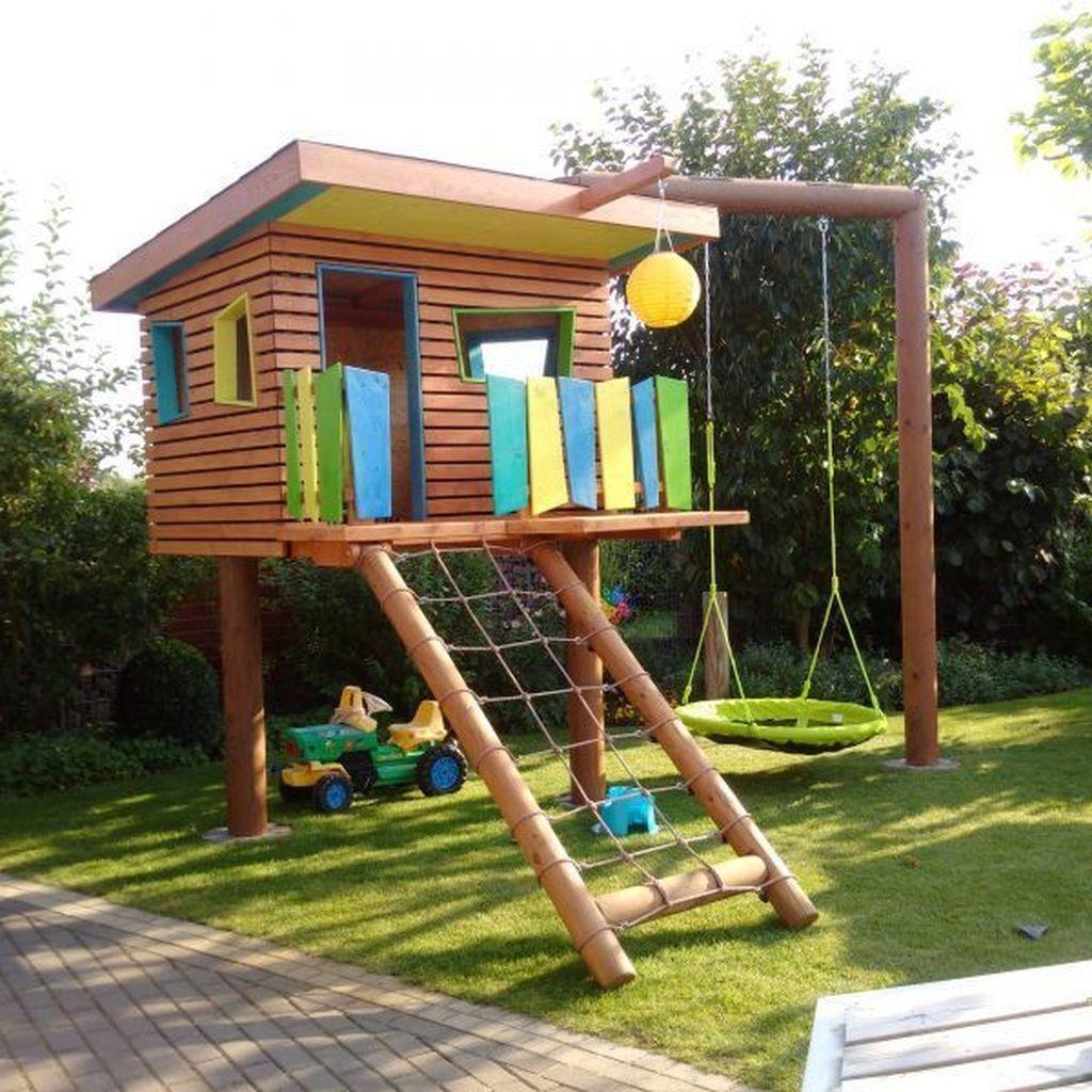 30+ #Astonishing #Children #Playgrounds #Design #Ideas #In #Your #Garden