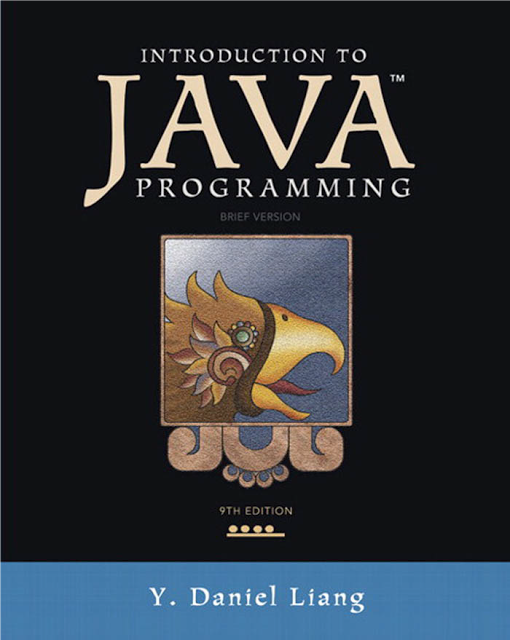 Download Introduction To Java Programming Brief Version Ninth Edition With Manual Solution Pdf Java Programming Introduction Programming