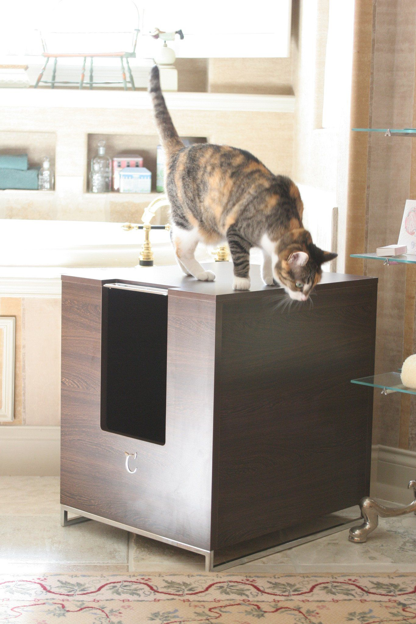 ModernCat Litter Box Hider NEW LOWER PRICE