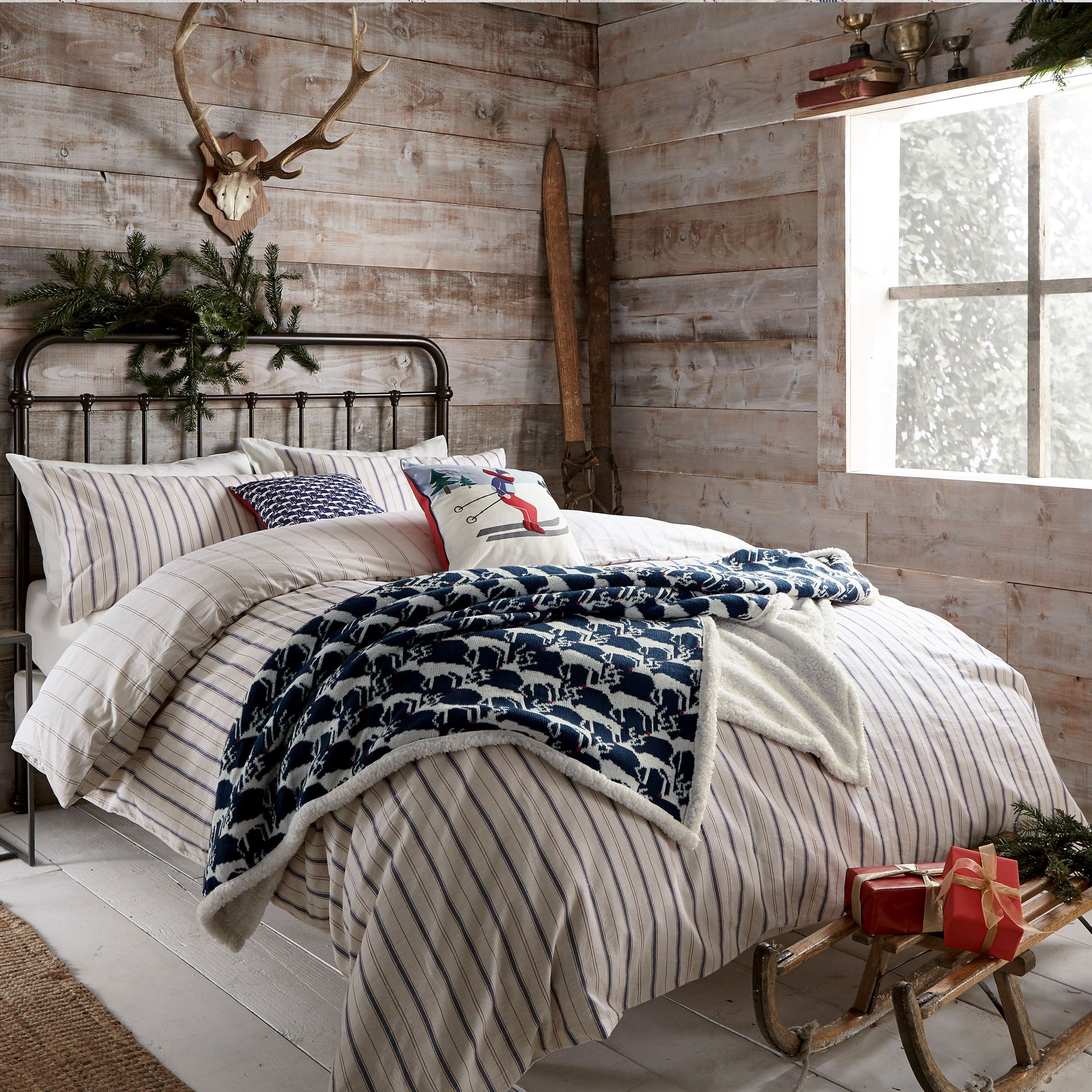 shams duvet ca shop stripe aldonstripe en front cover bedding aldon covers allen cabanastriped and ethan null striped images