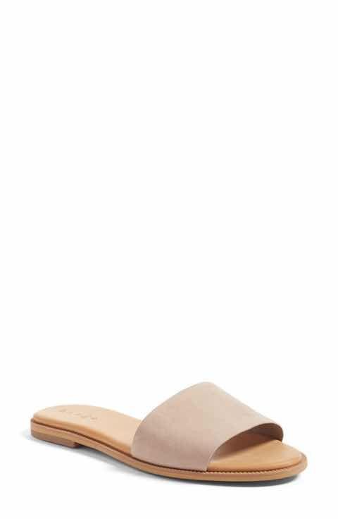7e453212f Hinge  Mere  Flat Slide Sandal (Women)