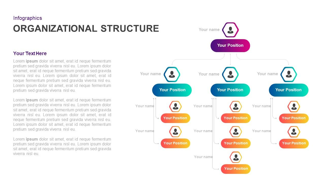 Organizational Structure Template For Powerpoint Keynote Organizational Structure Org Chart Powerpoint Templates