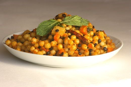 Moghrabieh With Root Vegetables Lebanese Couscous Pham Fatale Turnip Recipes Lebanese Recipes Couscous Recipes