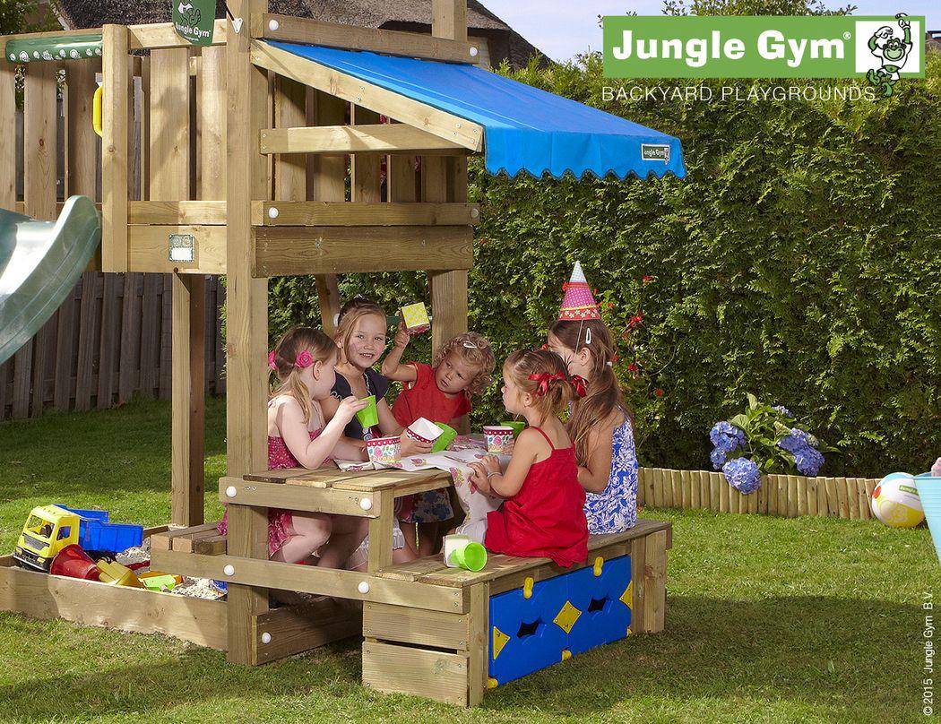 Jungle Gym Mini picnic modul M | Køb online på Bilka.dk