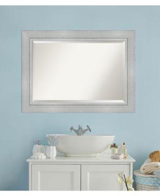 Amanti Art Romano 43x31 Bathroom Mirror Home Decor Mirrors Home Decor Mirror