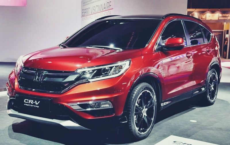 Honda Crv 2018 Awd EX Interior - The CR-V is Honda's compact crossover, slotting over the subcompact HR-V