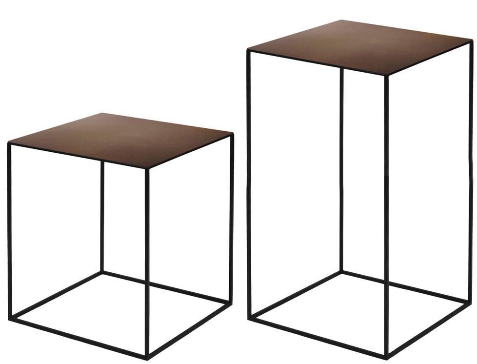 Beistelltische Modern slim irony beistelltische zeus dieter horn 230 eur tables