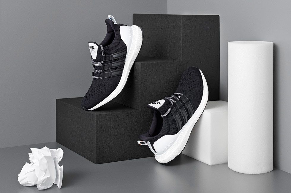 Adidas Ultra Boost Women's Running Shoes SS15 Womens Black