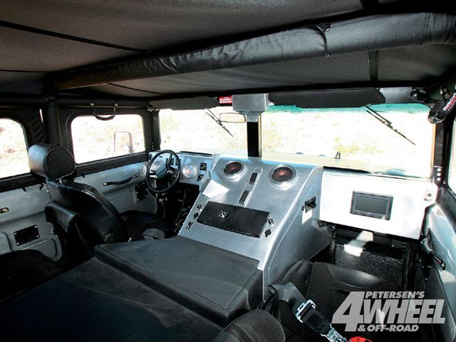 View 131 0904 02 Z 1994 Hummer H1 Interior Photo 16886674 From Larger Than Life 94 Hummer H1 Hummer H1 Hummer Hummer Cars