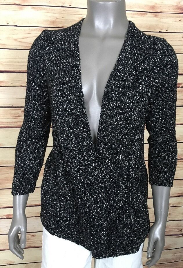Details about J. Jill cardigan sweater lightweight cotton blend sz ...