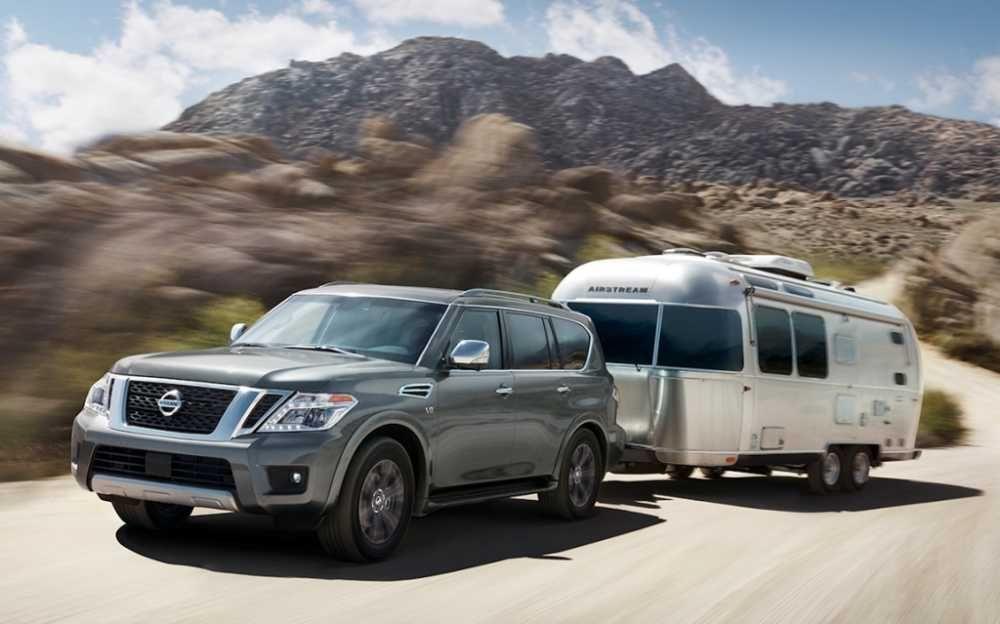 2018 Nissan Armada Truck Nissan Armada Nissan City Vehicles