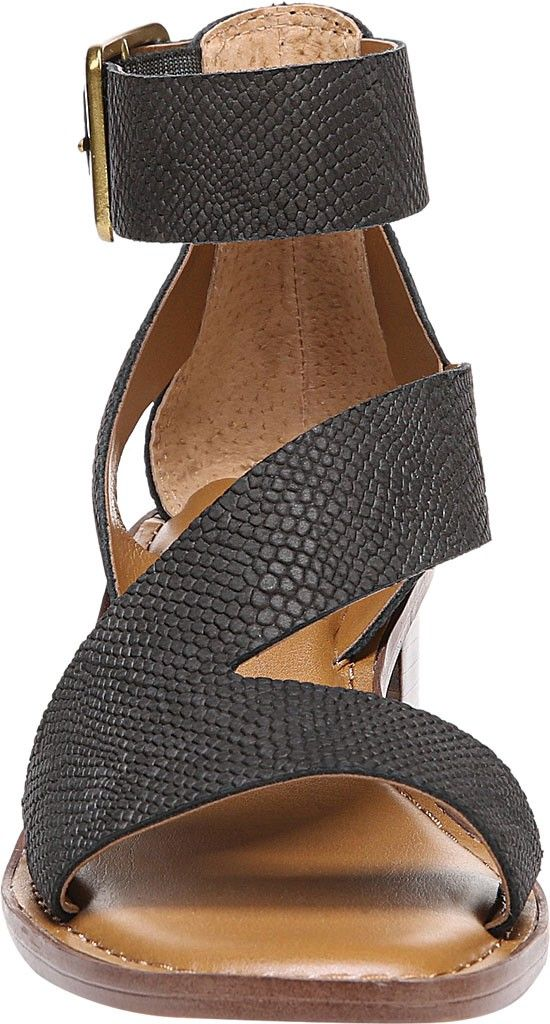 055bf49fb5d Franco Sarto Lorelia Ankle Strap Sandal - Peach Kaa Leather 5.5 ...