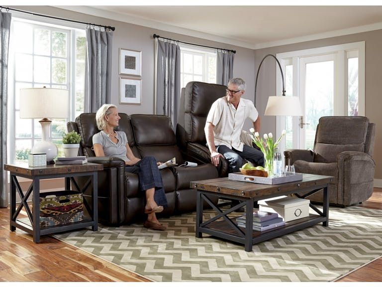 Flexsteel Living Room Fabric Lift Reclining Sofa 1906 625   Tyndall  Furniture Galleries, INC. Fort Mill ScReclining ...