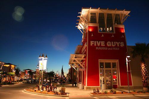 Five guys panama city fl