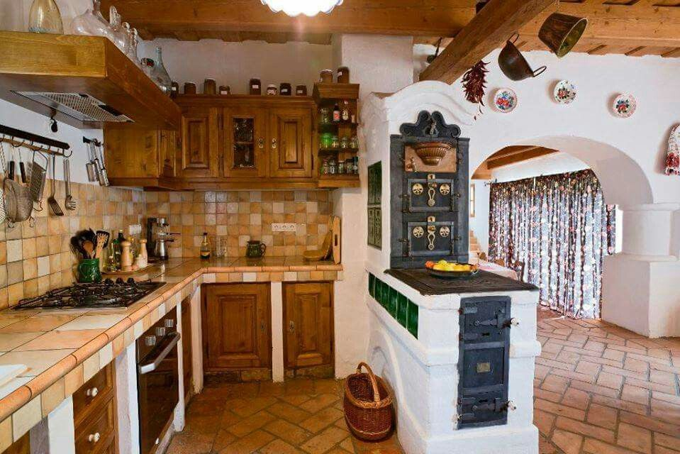Int 03 Rustic Kitchen Design Rustic Kitchen Rustic House