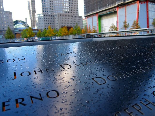 Visiting Ground Zero and the 9/11 Memorial in New York City #groundzeronyc Visiting Ground Zero and the 9/11 Memorial in New York City #groundzeronyc