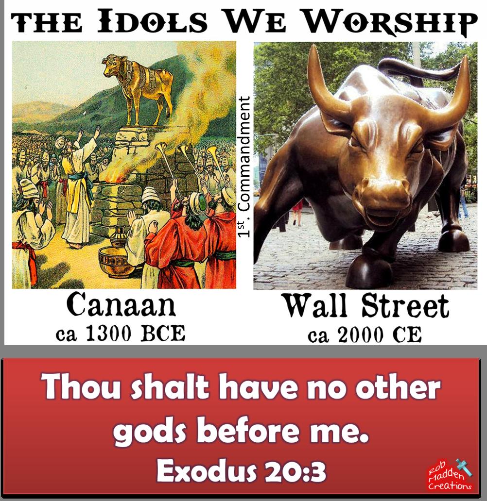 Alternatives to the Ten Commandments
