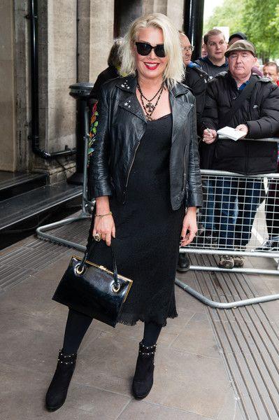 Kim Wilde Photos Photos - Kim Wilde attends the Ivor Novello Awards at Grosvenor House on May 18, 2017 in London, England. - Ivor Novello Awards - Red Carpet Arrivals