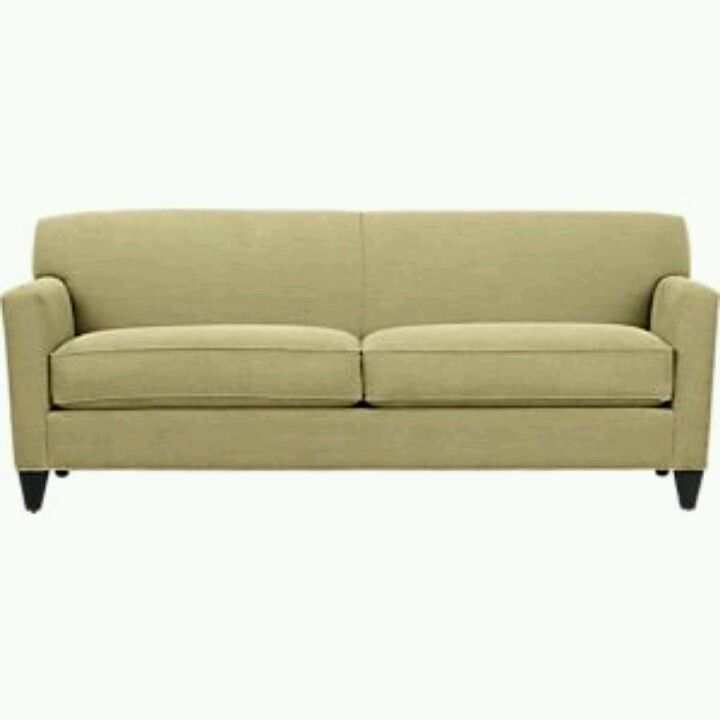 Hennessy Sofa From Crate Barrel