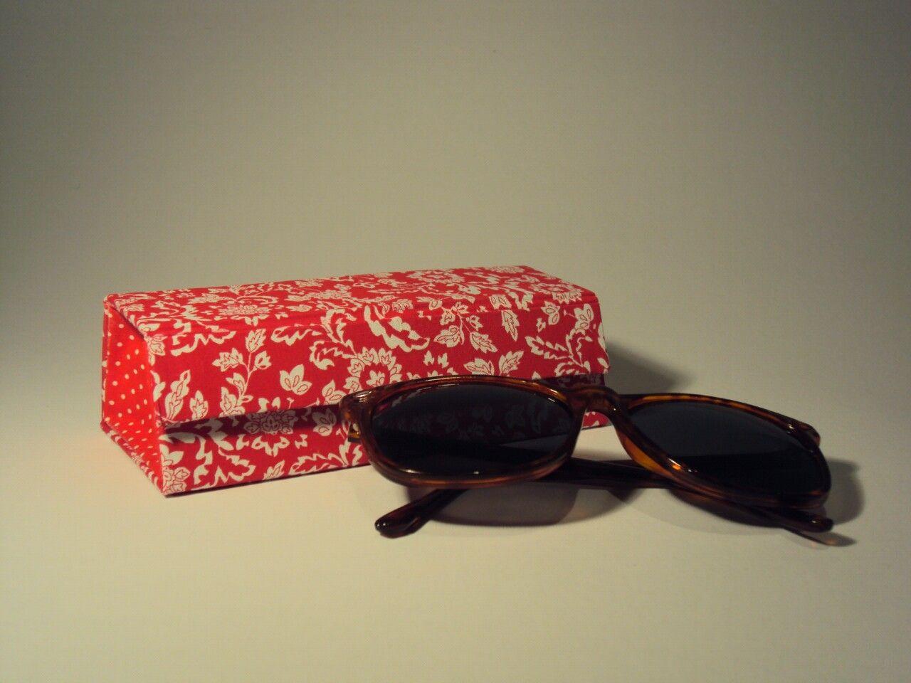 1f2f0a64cdb1f IGA artesanato  Passo a passo caixa de óculos em cartonagem   diy ...
