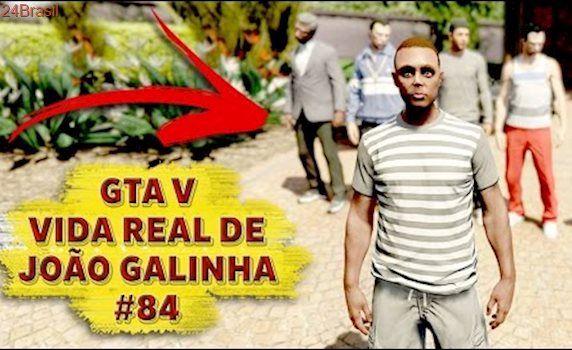 GTA 5 : VIDA REAL - SAI DO COMA, MEUS 18 ANOS #84