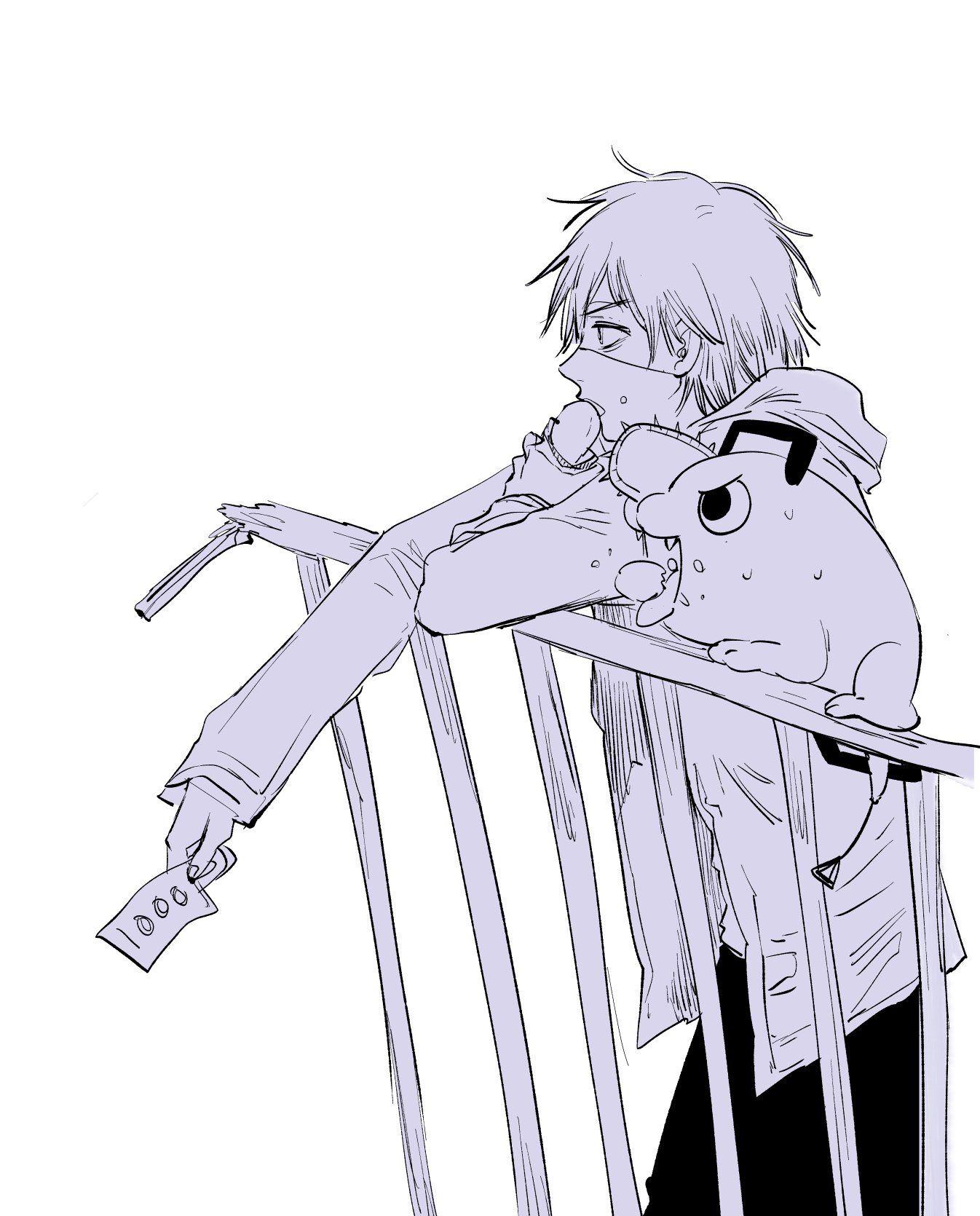 横槍メンゴ🎀【推しの子】連載中🎤 on Twitter in 2020 Anime, Manga, Chainsaw