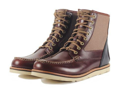 Timberland for Men: Abington Haley Brown Boot