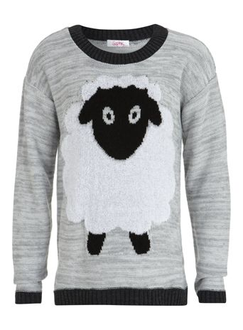 Sheep Jumper Age 8 13 At Internacionale Sweaters Knitwear Clothes