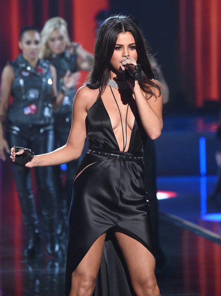 Selena Gomez at the 2015 Victoria's Secret Fashion Show | POPSUGAR Latina