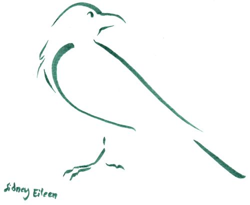 Minimalist Raven Tattoo: Crows Drawing, Feather Drawing, Crow Art