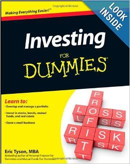 Investing books for college students