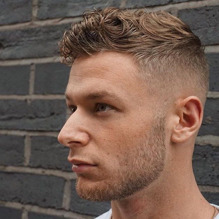 Wavy Hairstyles For Men 21 Modern And Stylish Looks You Must Try Wavy Hair Men Mens Haircuts Fade Wavy Haircuts