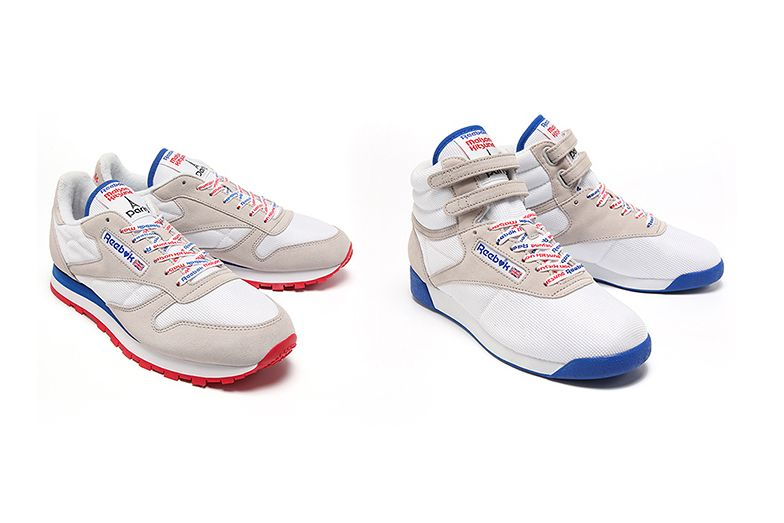 new concept 97004 178f0 Maison Kitsuné x Reebok Classic 2015 Spring Collection