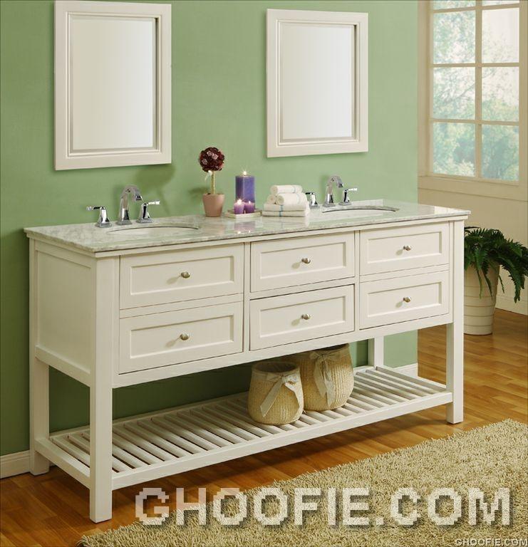 green and white bathroom - Google Search Home - Bathroom Pinterest