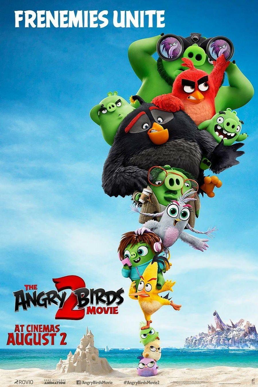The Angry Birds Movie 2 Filme Cmplet Dublad Em Prtugues Angry Birds Filmes Filmes Completos