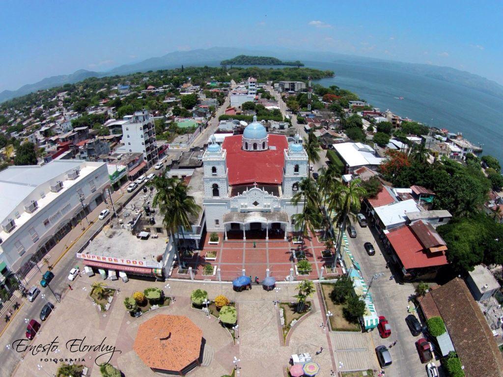 Vista A Rea De Catemaco Veracruz M Xico Mi Estado Veracruz  # Ad Hoc Muebles Veracruz