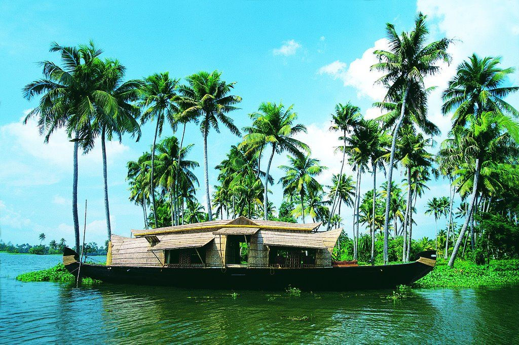 Nature Wallpapers Green Nature Wallpapers Tourist Places South India Tour Kerala Backwaters