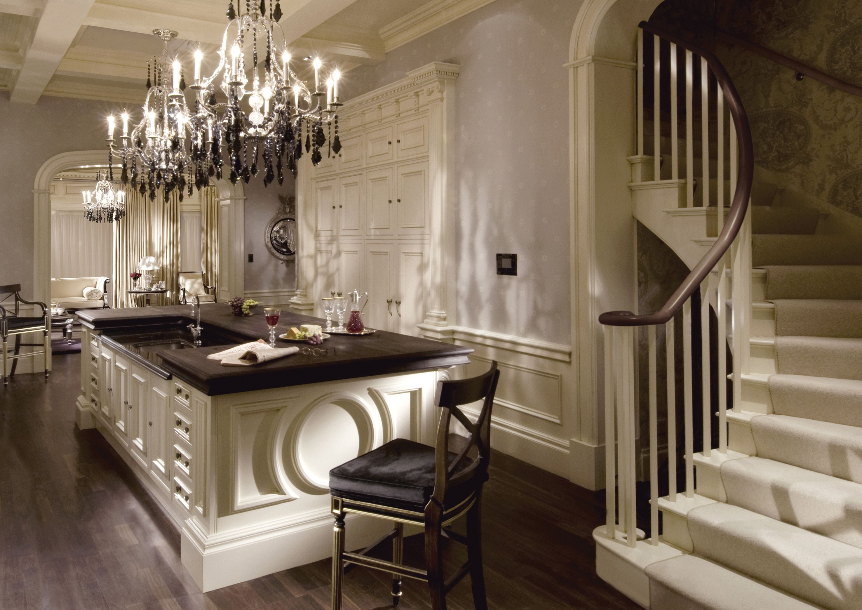 Architectural kitchen and lounge architectural pinterest kitchens