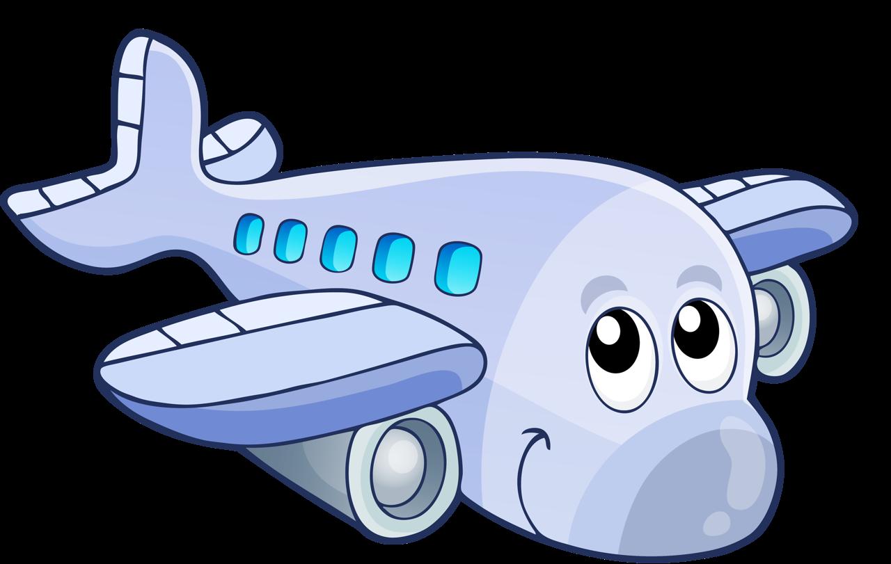 Картинка для малышей самолет