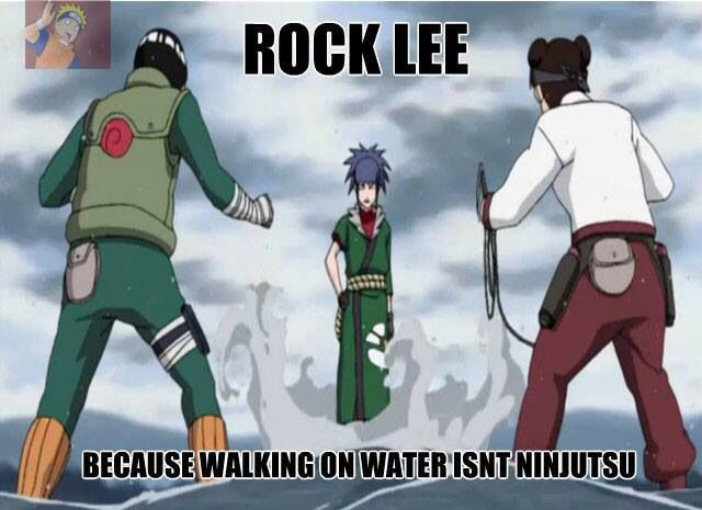 i kind hate naruto but it is funny.