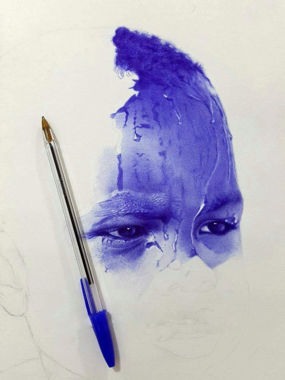 Pin by sophie on art in 2019 ballpoint pen art ballpoint