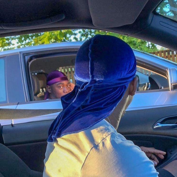 Pin xbrattt 💕🦢 Head wraps, Headband men, Headwear