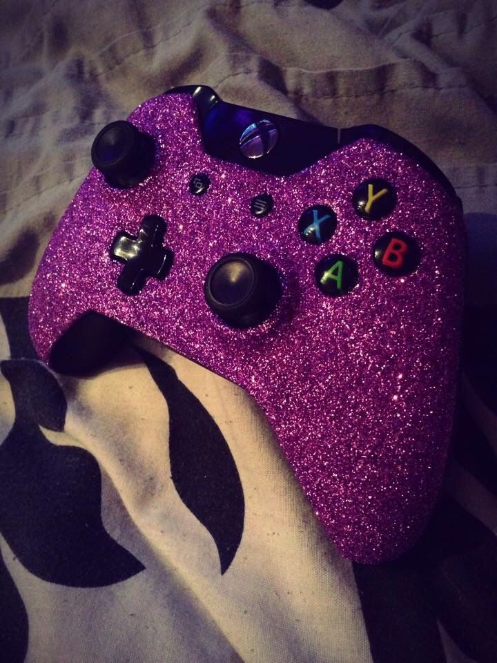 My Glitter Xbox One Controller Custom Xbox One Controller Custom Xbox Xbox One Controller