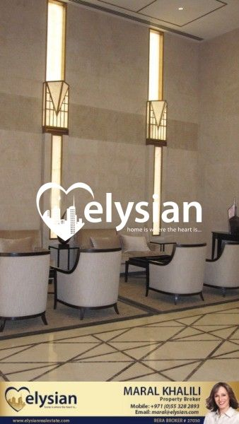 brand new building 29 boulevard 1 bed - AED 17500