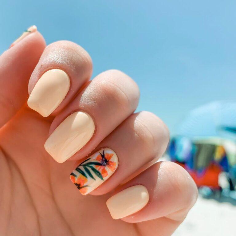 Pin On Summer Nails
