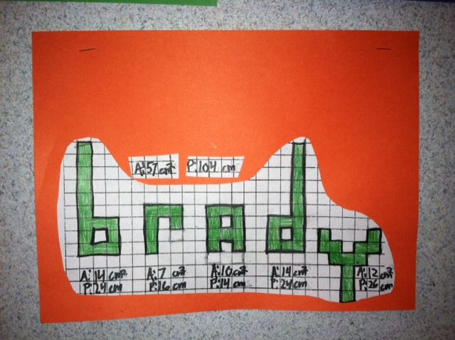 This is an excellent math activity to use when teaching students - free printable grid paper for math