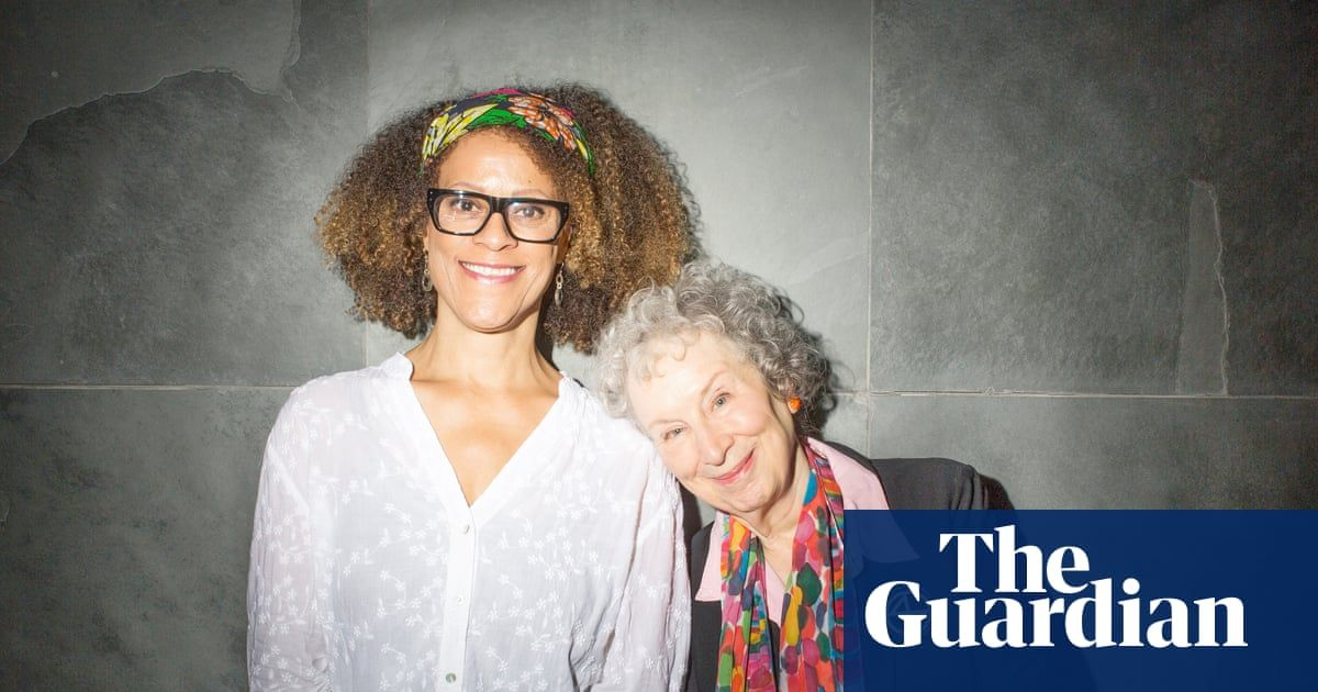 Booker winners Bernardine Evaristo and Margaret Atwood on breaking the rules #margaretatwood